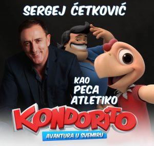 Kondorito Sergej Ćetković