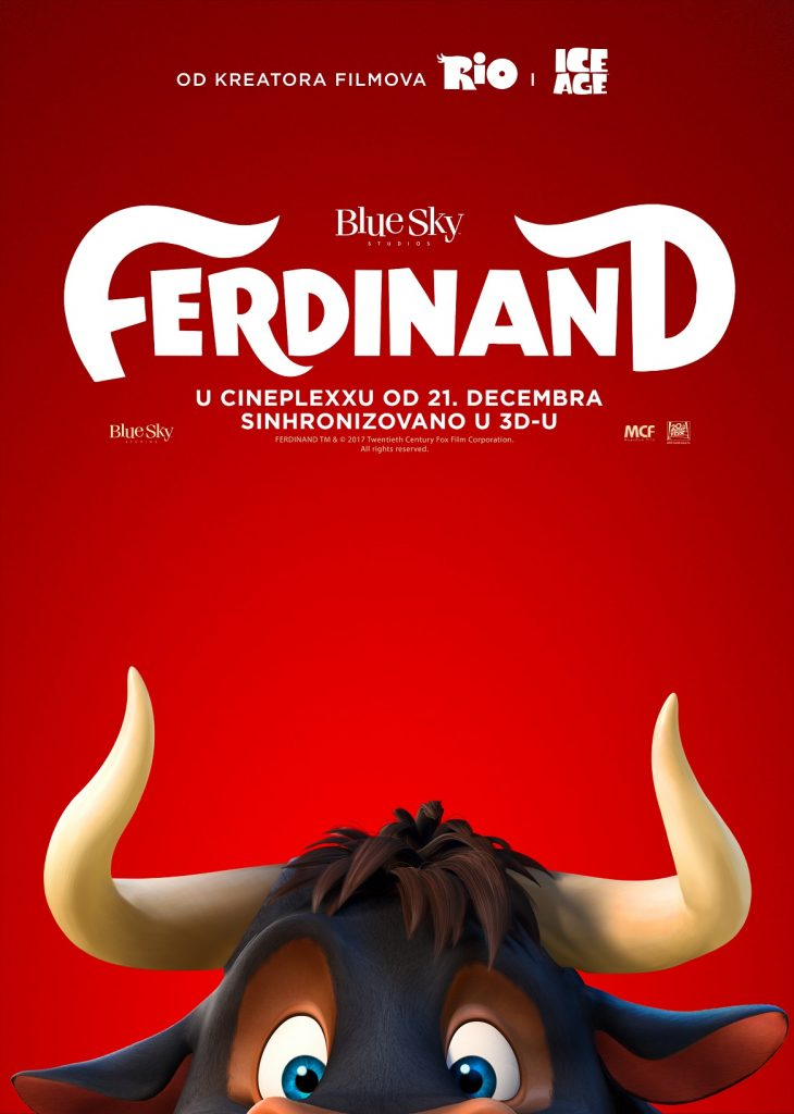 Ferdinand-poster