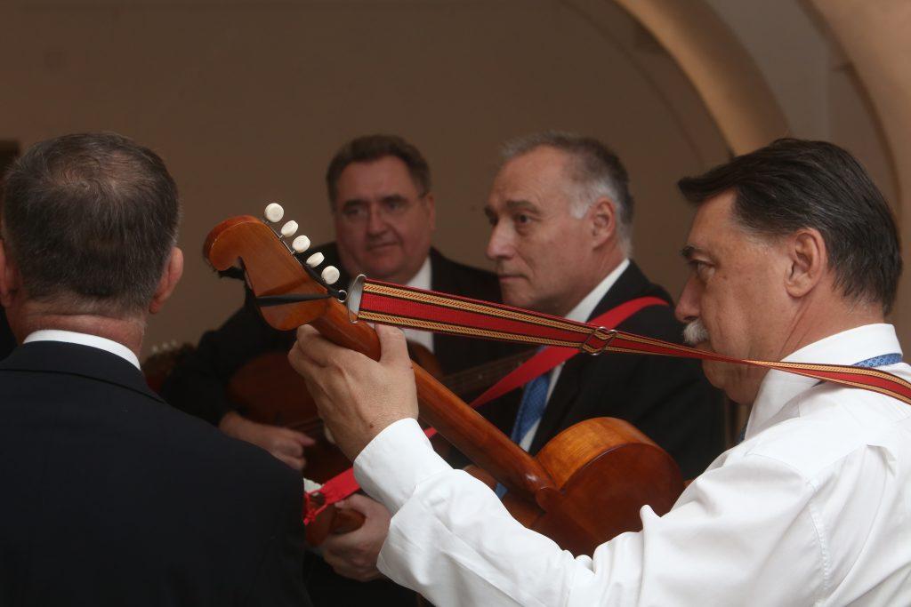 Tamburasi Drustva lekara Vojvodin April 2109 foto Branislav Lucic