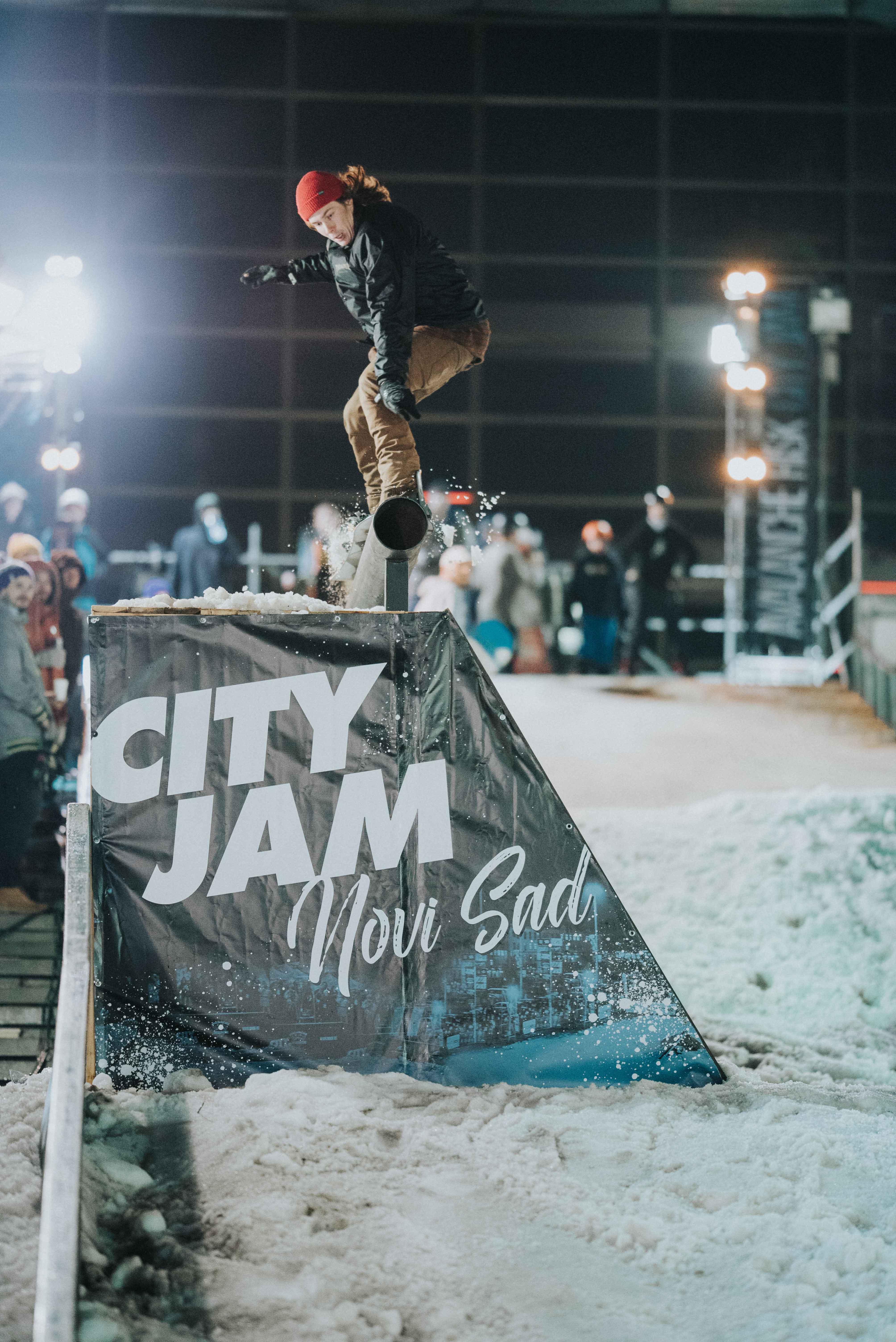 Avalanche Risk City Jam 1