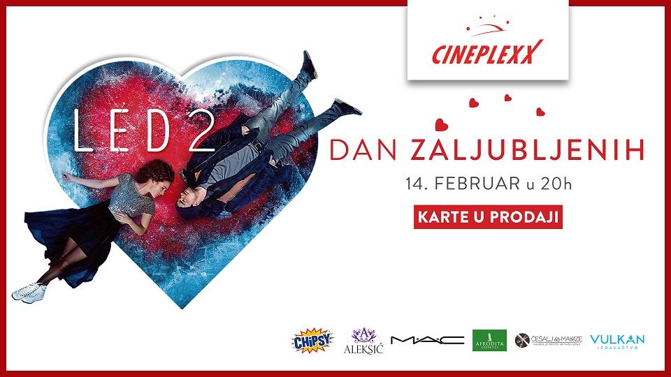 Cineplexx Dan zaljubljenih