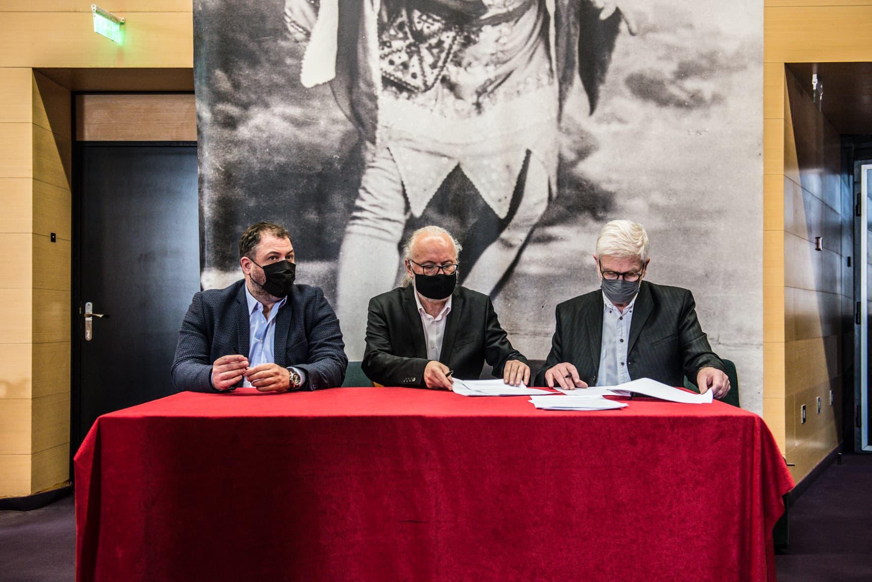 Potpisivanje sporazuma BDP SNP Novosadsko  foto D. Petrovic