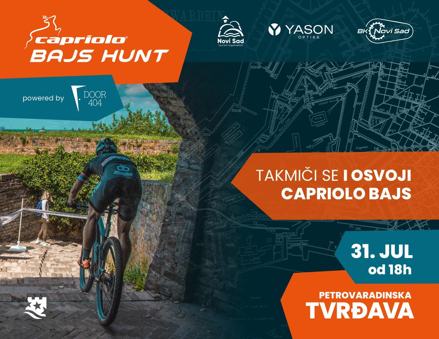 Capriolo Bajs hunt vizual - 01 v02